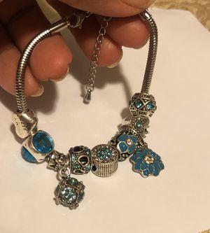 Charm bracelet size 8 for Sale in Suisun City, CA