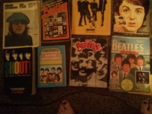 Asst. Beatles Books for Sale in Bluffton, IN