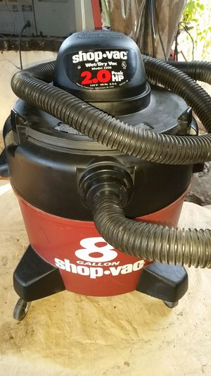 SHOPVAC VACUUM 8 GAL for Sale in Arcadia, CA