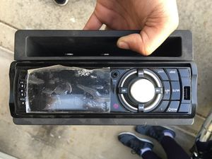 Car Stereo/Harness/Mount and Speakers for Sale in Lodi, CA