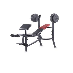 WEIGHT BENCH AND 80LB WEIGHT SET COMBO for Sale in Riverside, CA