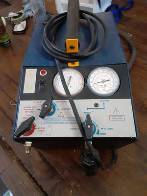 Freon refrigerant recovery pump. for Sale in Las Vegas, NV