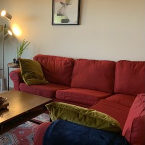 Ikea Sectional Sofa, Free To Pickup for Sale in Seattle, WA