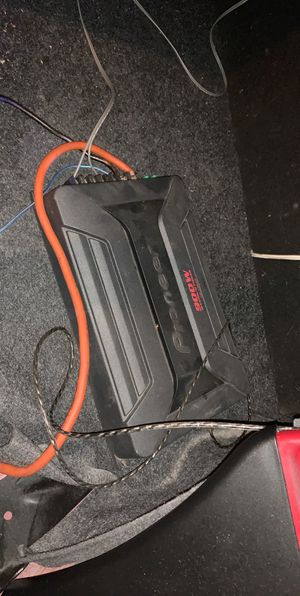 900w amp for Sale in Salem, OR