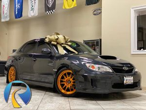 2014 Subaru Impreza Sedan WRX for Sale in Roselle, IL