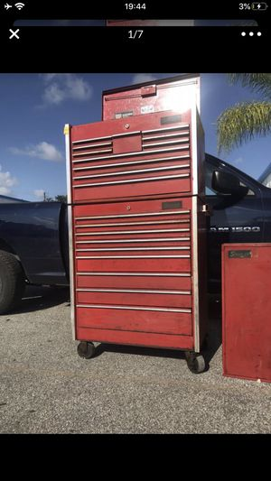 Snap on tool box for Sale in Palm Harbor, FL
