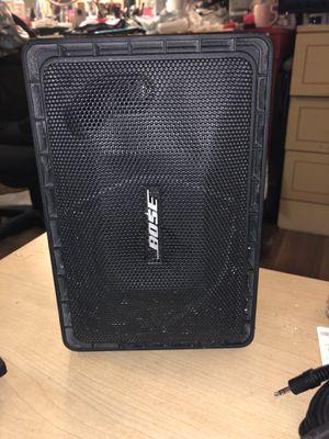 Bose Roommate 2 Speaker System w/Travel Bag for Sale in Las Vegas, NV