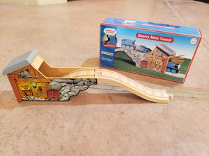 Thomas & Friends Wooden Railway, Quarry Mine Tunnel Playset for Sale in Placitas, NM