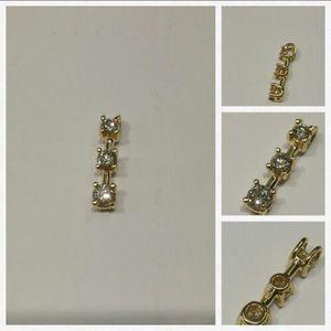 Three Stone Diamond Pendant for Sale in Leavenworth, WA