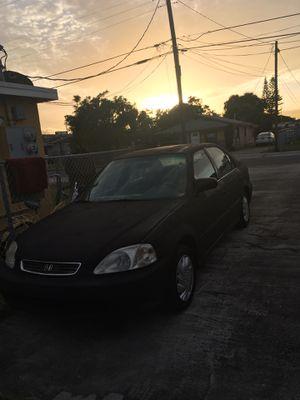 2000 Honda Civic for Sale in Lauderhill, FL