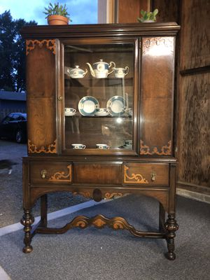 Antique China Hutch (item 20) for Sale in OR, US