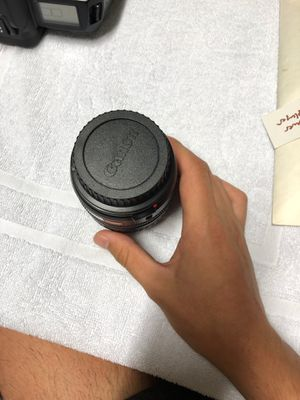 Canon 28-105mm lense for Sale in West Hills, CA