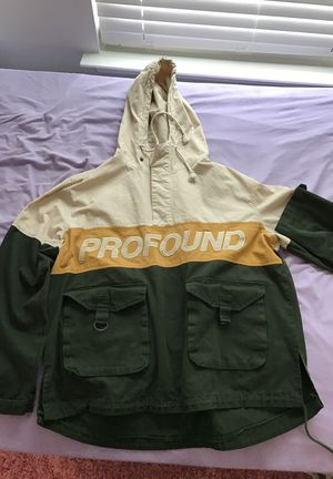 Profound dope jacket size large for Sale in Fairfax Station, VA