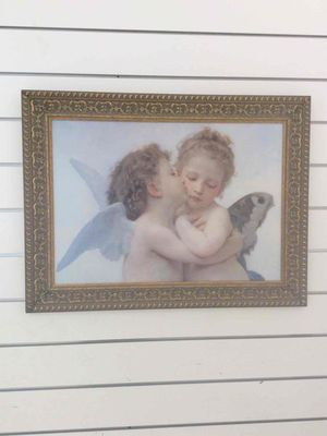 Angel picture frame for Sale in Miami Gardens, FL