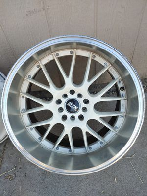 Mustang rims 18ich str for Sale in Stockton, CA
