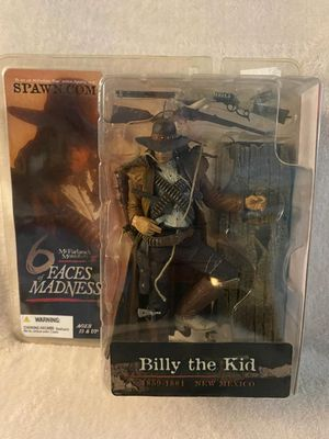 Billy the Kid McFarlane's Monsters action figure for Sale in Greenville, SC