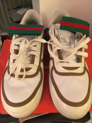 Vandal low premium size 9.5 - Gucci pattern for Sale in Herndon, VA