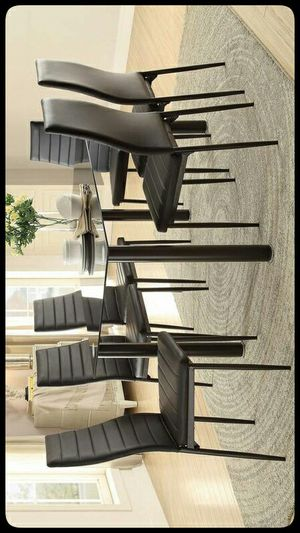 🆕Special🆕 Florian Black Dining Set for Sale in Lutherville-Timonium, MD