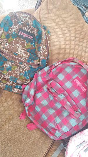 Jansport Backpacks Girls for Sale in Livingston, CA