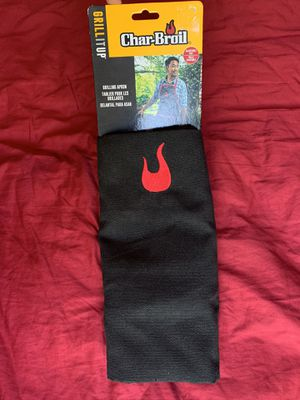 Char-broil grilling apron (brand new) for Sale in Lincoln, NE
