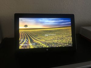Microsoft Surface Pro Tablet i5 processer 128 GB Hard Drive, 4 GB RAM, Windows 8 Pro for Sale in HILLTOP MALL, CA