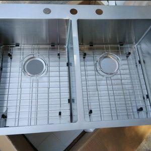 Kitchen Sink Under Mount And Top, 16 Ga. for Sale in Redlands, CA
