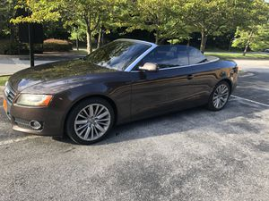 2011 Audi A5 convertible for Sale in Baltimore, MD