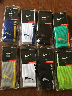 Nike Elite basketball socks for Sale in Sioux City, IA