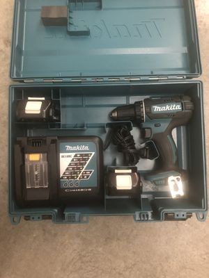 Makita drill for Sale in Galloway, OH