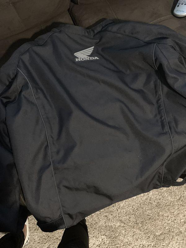 Motorcycle jacket Honda