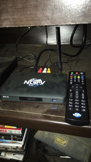 Nctv18 Android TV box for Sale in Orange Cove, CA