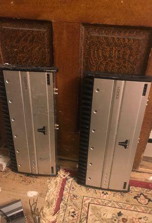 JlAudio 1000.1 beast amp for Sale in Kenbridge, VA