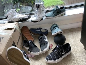 Jordan 7s, Nike , Nike sb, vans shoes for Sale in Sudley Springs, VA