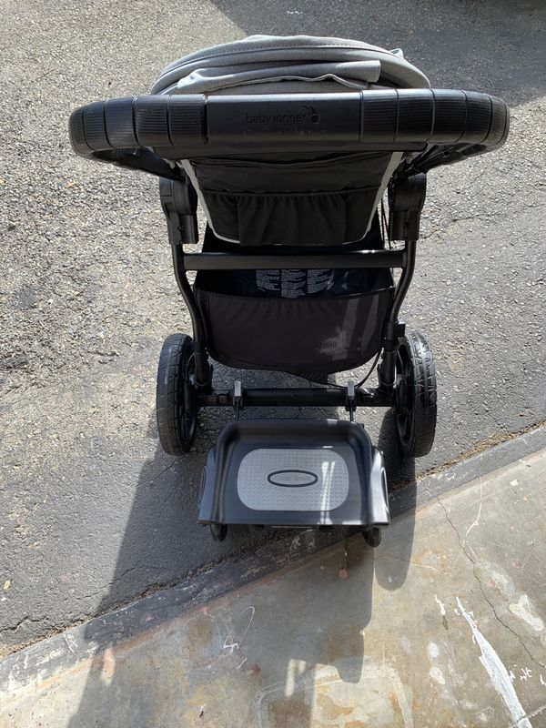 City Select Lux by Baby Jogger • Double stroller