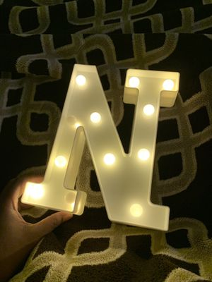 LED letter N . for Sale in Queens, NY