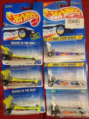 Hot Wheels Dragsters Lot for Sale in Newburgh, IN