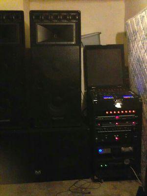 DJ sistem for Sale in El Cajon, CA