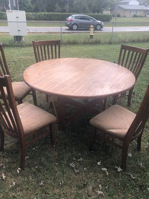 Kitchen table set for Sale in North Royalton, OH