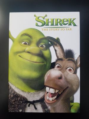 Shrek DVD Collection for Sale in Margate, FL