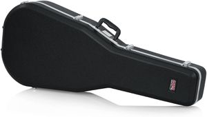NEW Gator Deluxe ABS Molded Plastic Case for Dreadnaught Styled Acoustic Guitars (GC-Dread) for Sale in Nashville, TN