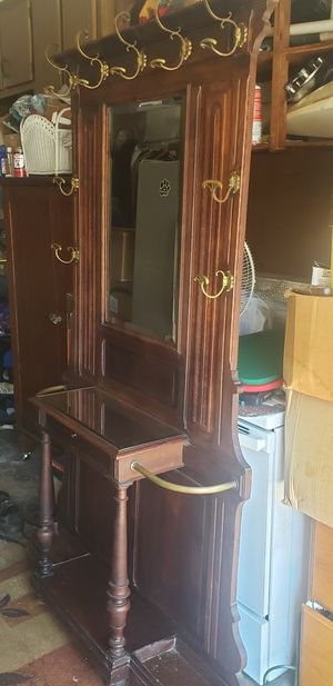 Antique mirror for Sale in Delray Beach, FL