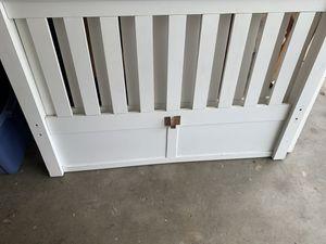 White bunk bed for Sale in Visalia, CA