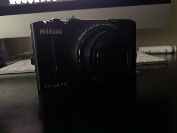 Nikon cool pix s8100