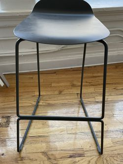 Charcoal Upbeat Stool for Sale in Brooklyn,  NY