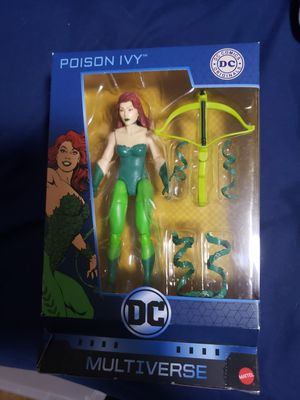 DC Universe Poison Ivy Action Figure for Sale in Pittsboro, NC
