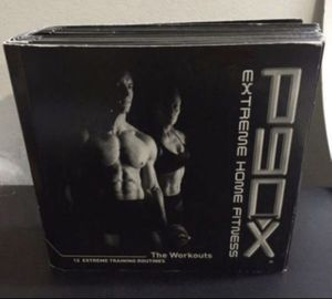 P90X workout DVDs for Sale in Stockton, CA