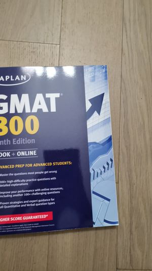 Brand New GMAT 800 9th edition for Sale in New York, NY