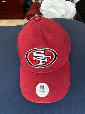 49ers cap or hat for Sale in Clarksville, MD