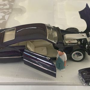 Hot Wheels Legends Cadillac 48 W/ Certificate for Sale in Torrance, CA