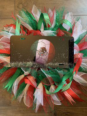 Mexico Soccer Wreath for Sale in Avondale, AZ